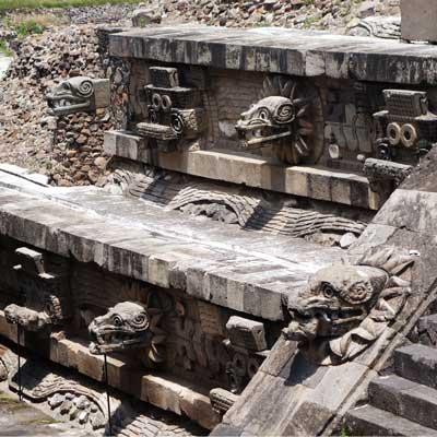 Templo Quetzalcóatl